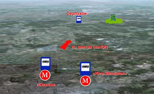 Автобусы или маршрутные такси